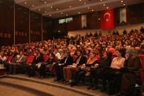 MESLEKİ EĞİTİM - Spiker Zafer Kiraz Kayseri'de İletişim Semineri Verdi