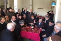 AHMET AYDIN - TBMM Başkanvekili Aydın Ve Milletvekili Fırat'dan Vatandaşa Davet