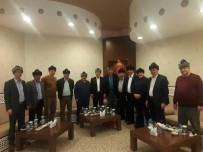 SELIM YAĞCı - Vali Elban Belediye Başkanları İle Buluştu
