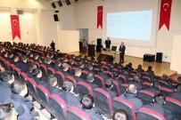 Vali Tapsız'tan Polis Okuluna Ziyaret