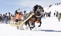 CELALETTIN GÜVENÇ - 1. Ahir Dağı Atlı Kızak Yarışması Sona Erdi