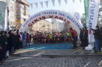 TRABZON VALİSİ - 37. Trabzon Uluslararası Yarı Maratonu Koşuldu