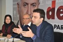 MUHSİN YAZICIOĞLU - AK Partili Köse İlçe Teşkilatlarına Yeni Sistemi Anlattı