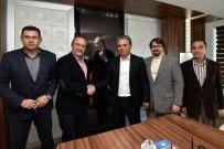Altib'den Başkan Uysal'a Ziyaret