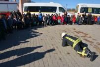 AOSB İlkokul Öğrencilerini Konuk Etti