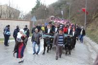 Atatürk Ve İstiklal Yolu Kış Yürüyüşü Başladı