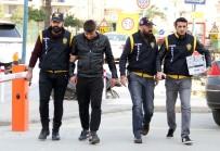 DİZÜSTÜ BİLGİSAYAR - Azılı İş Yeri Hırsızı Yakalandı