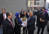 SELIM YAĞCı - Bakan Arslan Açıklaması 'Bahçeli Sistemin Tıkanıklığını Gördü Ve Gereğini Yapıyor'
