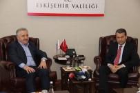 SICAK ASFALT - Bakan Arslan Açıklaması 'Eskişehir'in Antalya'ya Bağlanmasını Önemsiyoruz'