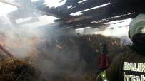 SAMANLıK - Bandırma'da Bir Günde 4 Yangın