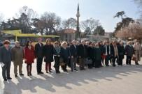 ZÜBEYDE HANıM - Başkan Albayrak Yardımsevenler Derneğinin Kuruluş Yıldönümünü Kutladı
