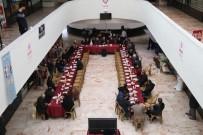 Başkan Başsoy, Alparslan Türkeş İş Merkezi Esnafıyla Biraraya Geldi