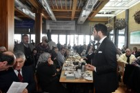 MURAT HAZINEDAR - Başkan Hazinedar, Karadeniz Konfederasyonları İle Bir Araya Geldi