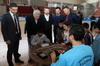 Başkan Karaosmanoğlu, Sporcu Test Çalışmalarını İnceledi