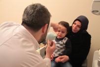 HIPERMETROP - 'Bebeklerin 3'Üncü Ayına Kadar Göz Muayenesi Yaptırılmalı'