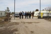 PİKNİK ALANLARI - Bismil'de Dicle Nehri Islah Projesi Devam Ediyor