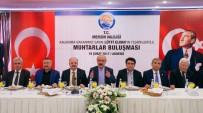 TÜRKIYE BÜYÜK MILLET MECLISI - 'Bu Ülke Koalisyon Tartışmaları İstemiyor'