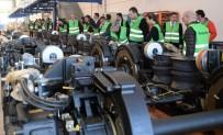 DEMİRYOLLARI - Bursa Raylı Sistemler Sektöründe Hedef Pazar Avusturya