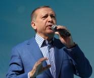 CUMHURBAŞKANLIĞI SEÇİMİ - Cumhurbaşkanı Erdoğan Açıklaması 'Sırada Münbiç Ve Rakka Var'