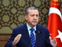 Cumhurbaşkanı Erdoğan'dan flaş referandum açıklaması
