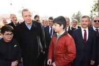 MEHMET TAHMAZOĞLU - Cumhurbaşkanı Erdoğan Şahinbey Belediyesi'nin Projelerine Övgü