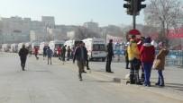 Cumhurbaşkanının Gaziantep Mitingi Öncesi Yoğun Güvenlik Önlemleri