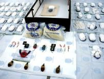 Diyarbakır'da 80 kilo PETN patlayıcı ele geçirildi; C4'ten daha etkili