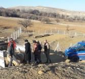 Elazığ'da Koyun Çalan Hırsızlar Yakalandı