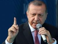 Erdoğan'ın açıklaması sonrası PYD'de büyük panik