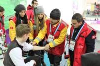 SAĞLIK PERSONELİ - EYOF'ta, 13 İlden Toplam 269 Sağlık Personeli Görev Aldı