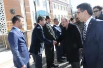 VALİ YARDIMCISI - İçişleri Bakan Yardımcısı Öztürk Siirt'te