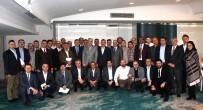 OSMANGAZI BELEDIYESI - İHA Bölge Müdürleri Bursa'da Toplandı