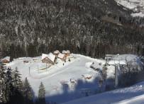 GÜLBEYAZ - Kış Turizminin Yeni Gözdesi Açıklaması Atabarı Kayak Merkezi