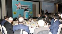 ASıMıN NESLI - Konya'da Asımın Nesli Milli Gençlik Projesi Başladı