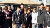 ATATÜRK - Kulp Yatılı Bölge Ortaokulu Türkiye Dördüncüsü Oldu
