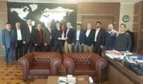 BOZOK ÜNIVERSITESI - Kurum Müdürlerinden Başsavcı Yavuz'a Hayırlı Olsun Ziyareti