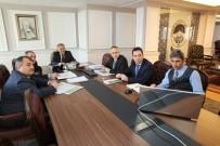 MEMDUH BÜYÜKKıLıÇ - Melikgazi Belediyesi'nde Planlama Ve Koordinasyon Toplantısı