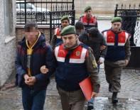 DİZÜSTÜ BİLGİSAYAR - Önce Serbest Bırakıldılar Sonra Tutuklandılar