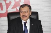 ORMAN VE SU İŞLERİ BAKANI - Orman Ve Su İşleri Bakanı Prof. Dr. Eroğlu Açıklaması