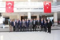ÇALıŞMA VE SOSYAL GÜVENLIK BAKANLıĞı - SATSO Yönetim Kurulu Başkanı Kösemusul Açıklaması