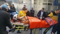 KALP MASAJI - Serinlemek İçin Gölete Giren İki Çocuk Ölümden Döndü
