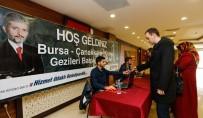 AYRIMCILIK - Sincan'da Kültür Gezilerine Başvurular Başlıyor