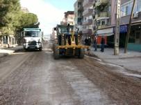 ATATÜRK - Soma'nın Caddelerinde Yoğun Mesai