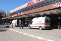 Çatışmalarda yaralanan 19 ÖSO askeri Kilis'e getirildi
