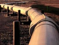 BAŞKENT - Suudi Arabistan'da petrol boru hattında sızıntı