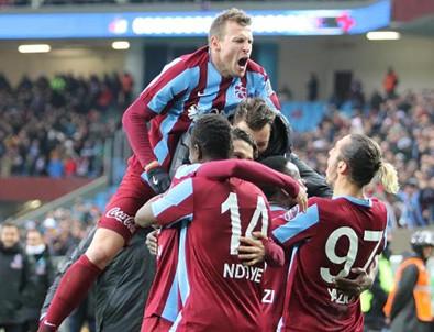 Trabzonspor'da hedef  5'te 5