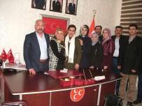 Vefa-Der'den MHP'ye Ziyaret