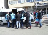 HAPİS CEZASI - Yurt Genelinde Operasyon Açıklaması Bin 873 Kişi Yakalandı