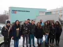 ÇEK CUMHURIYETI - 30 Öğrenci 3D Yazıcı Eğitimini Avrupa'da Alacak