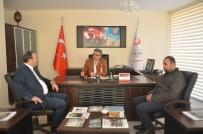 HALİL ÖZCAN - AK Parti Göç Komisyonu Çalışmaları Devam Ediyor